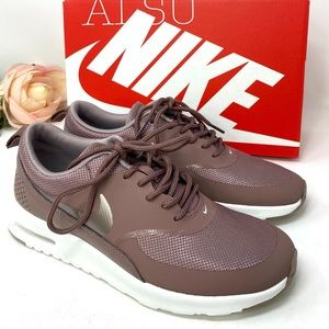 Nike Air Max Thea Smokey Mauve Chocolate Le Mesh W